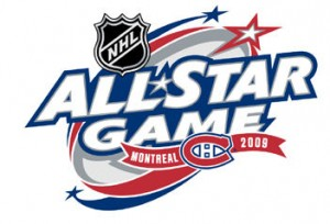 2009 NHL All Star Game logo
