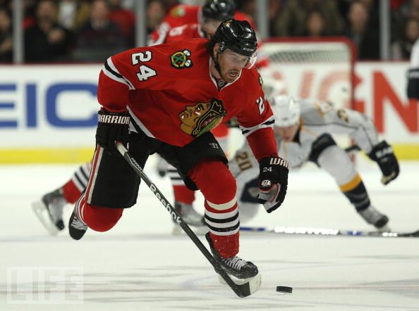 In May, Martin Havlat went wild for the Blackhawks. Monday, he'll just be a Wild player.
