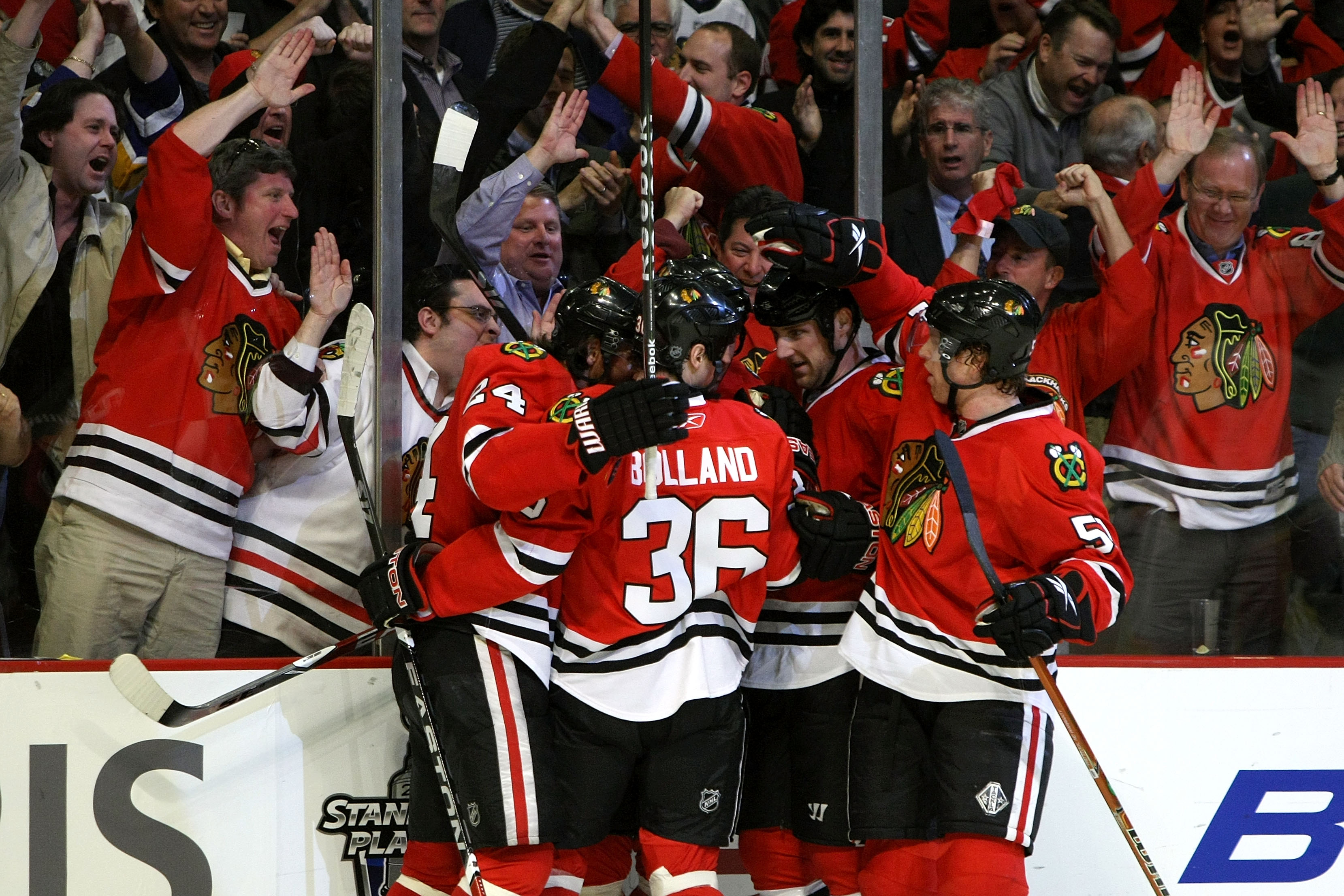 When the Blackhawks get healthy, who will disappear from the team photo?