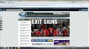 FoxSports April 18, 2011