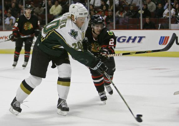 Duncan Keith spend over 26 minutes a night disrupting opponents.