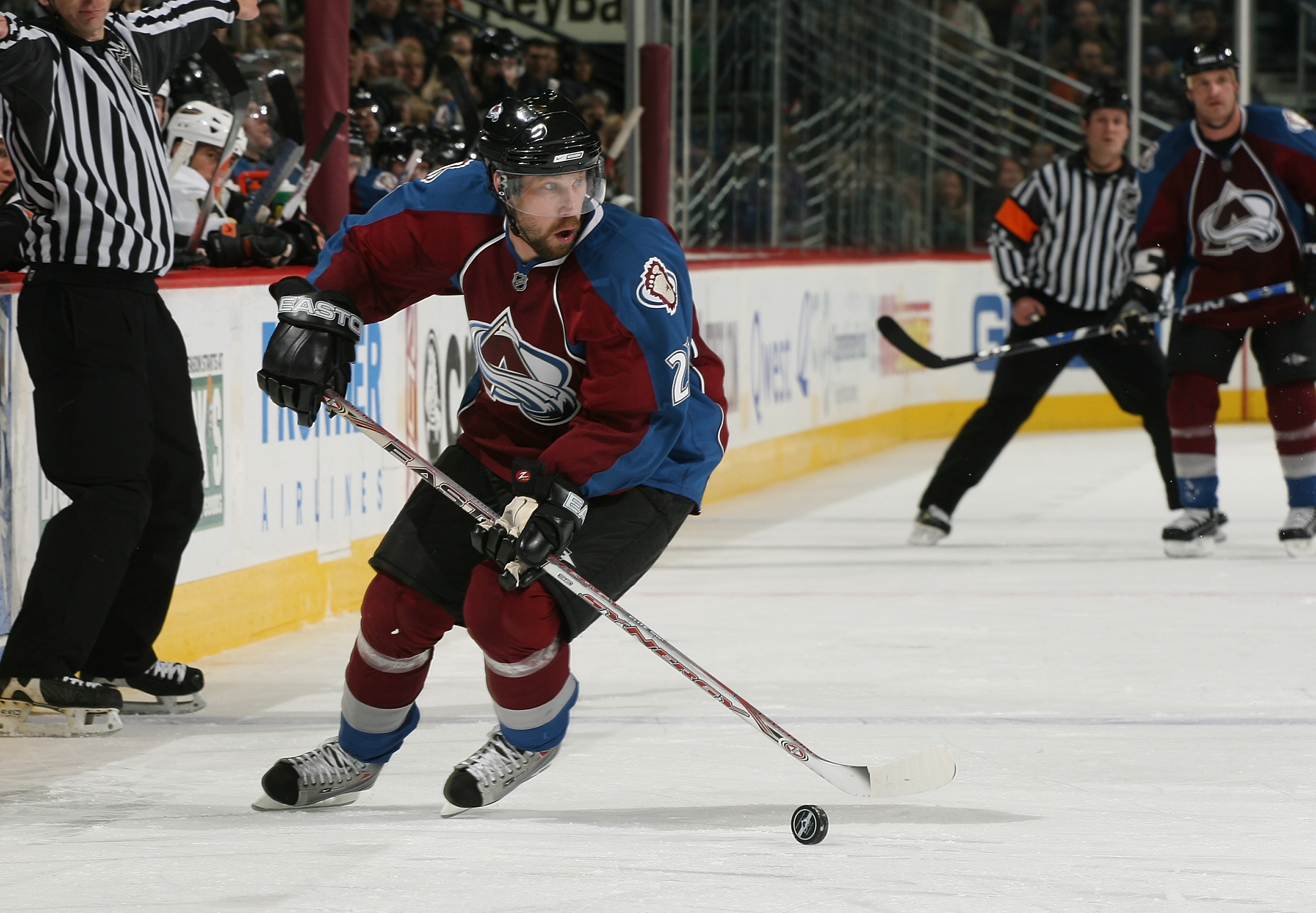 Is All Star center Peter Forsberg on his way back to the NHL?