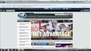 FoxSports April 22, 2011