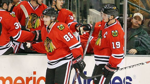 Patrick Kane and Jonathan Toews might get paid soon. Duncan Keith?