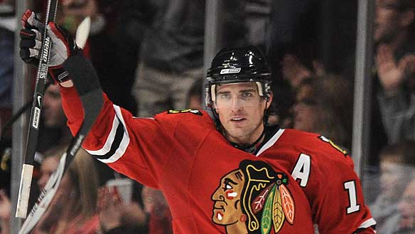 In July, Patrick Sharp was allegedly drawing interest.