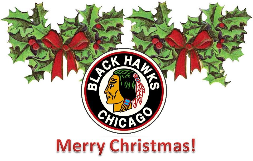 tagged chicago blackhawks christmas nhl1 comment - Blackhawks Christmas