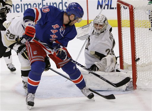 The Blackhawks will need to watch Marian Gaborik on Wednesday.