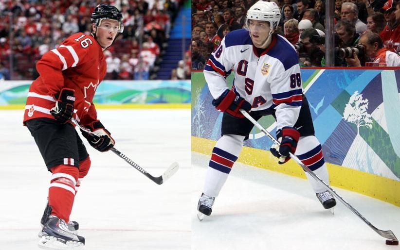 Toews Kane Olympics