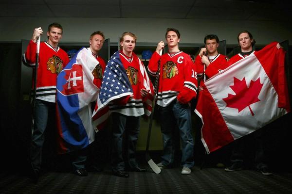 Hawks Olympics