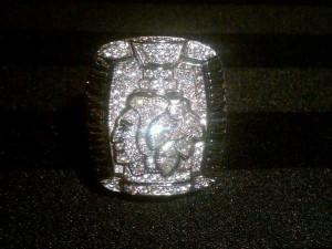 Blackhawks Ring
