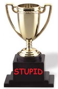 Stupid Trophy