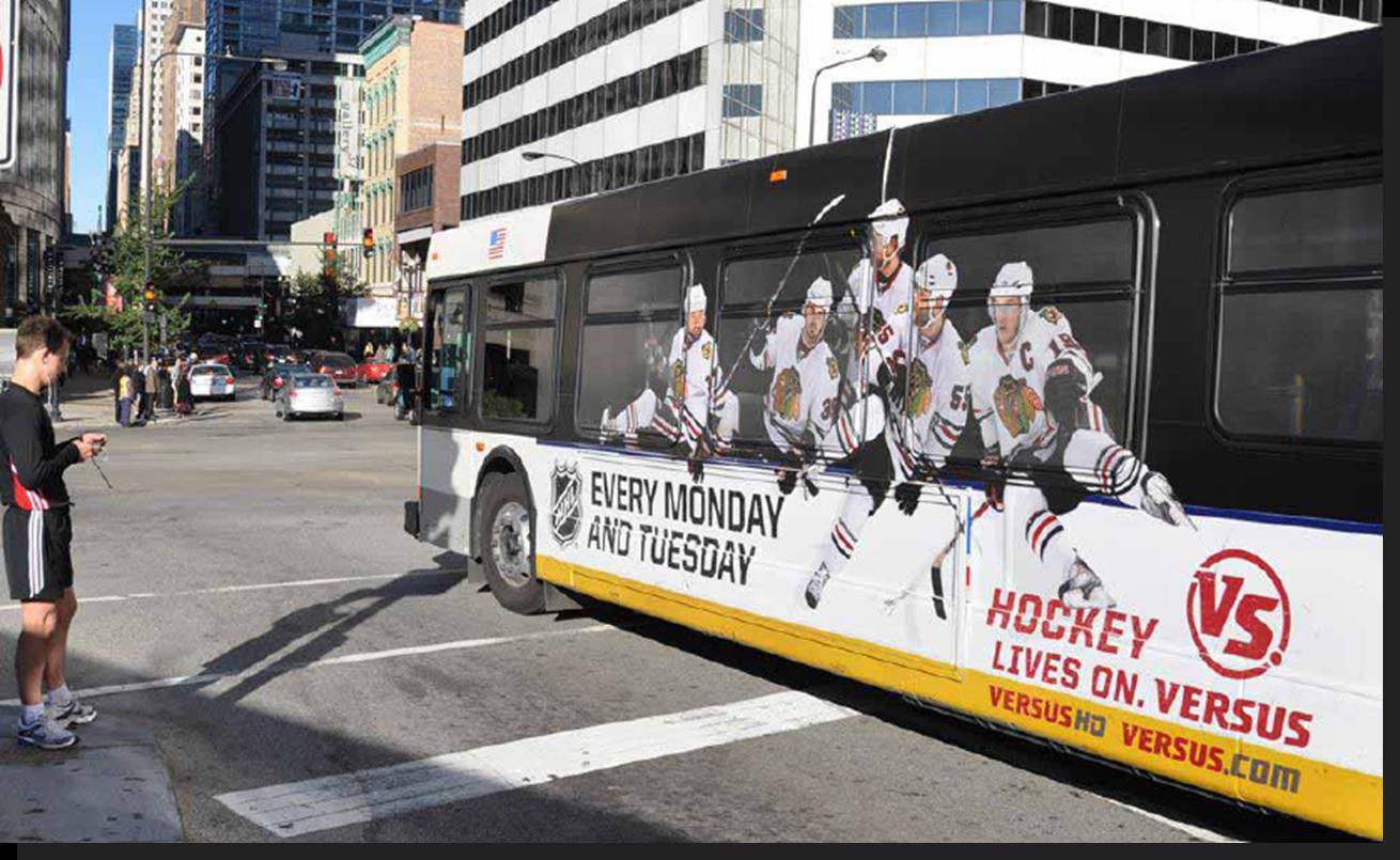 VERSUS bus 1