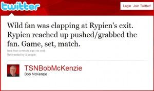 McKenzie Rypien Tweet
