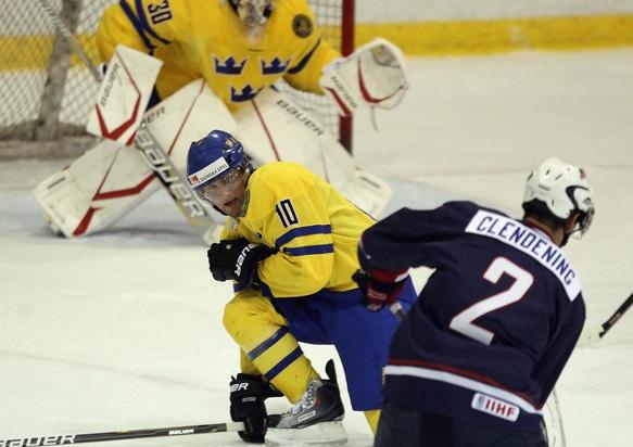 Clendening IIHF