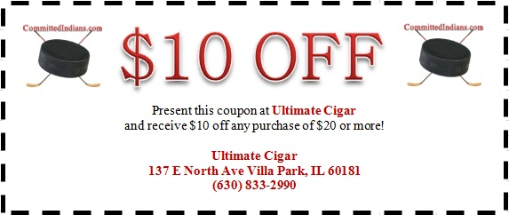 Ultimate Cigar coupon