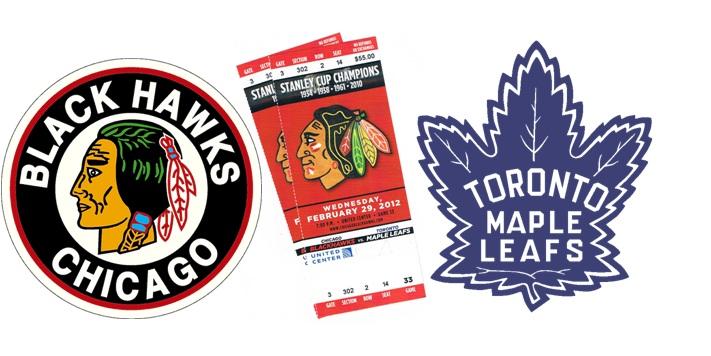 Hawks-Leafs