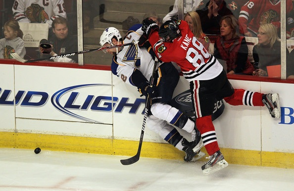 kane checking backes
