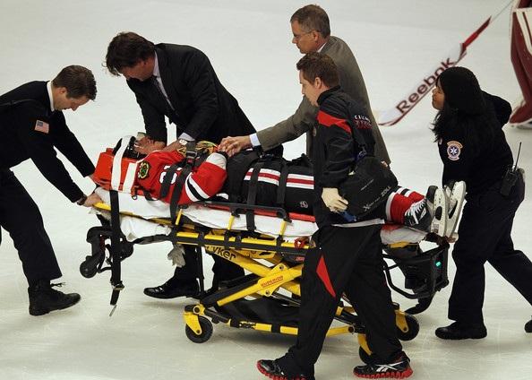 Hossa stretcher