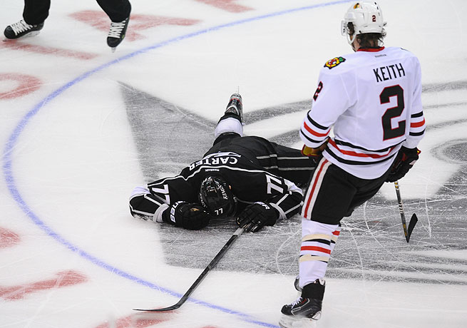 9fdfe780290 Blackhawks Duncan Keith Suspended 1 Game