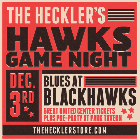 Heckler Event.12.3.14