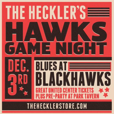 Heckler Event.12.3.14