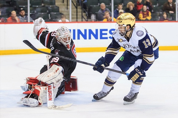 vince hinostroza notre dame