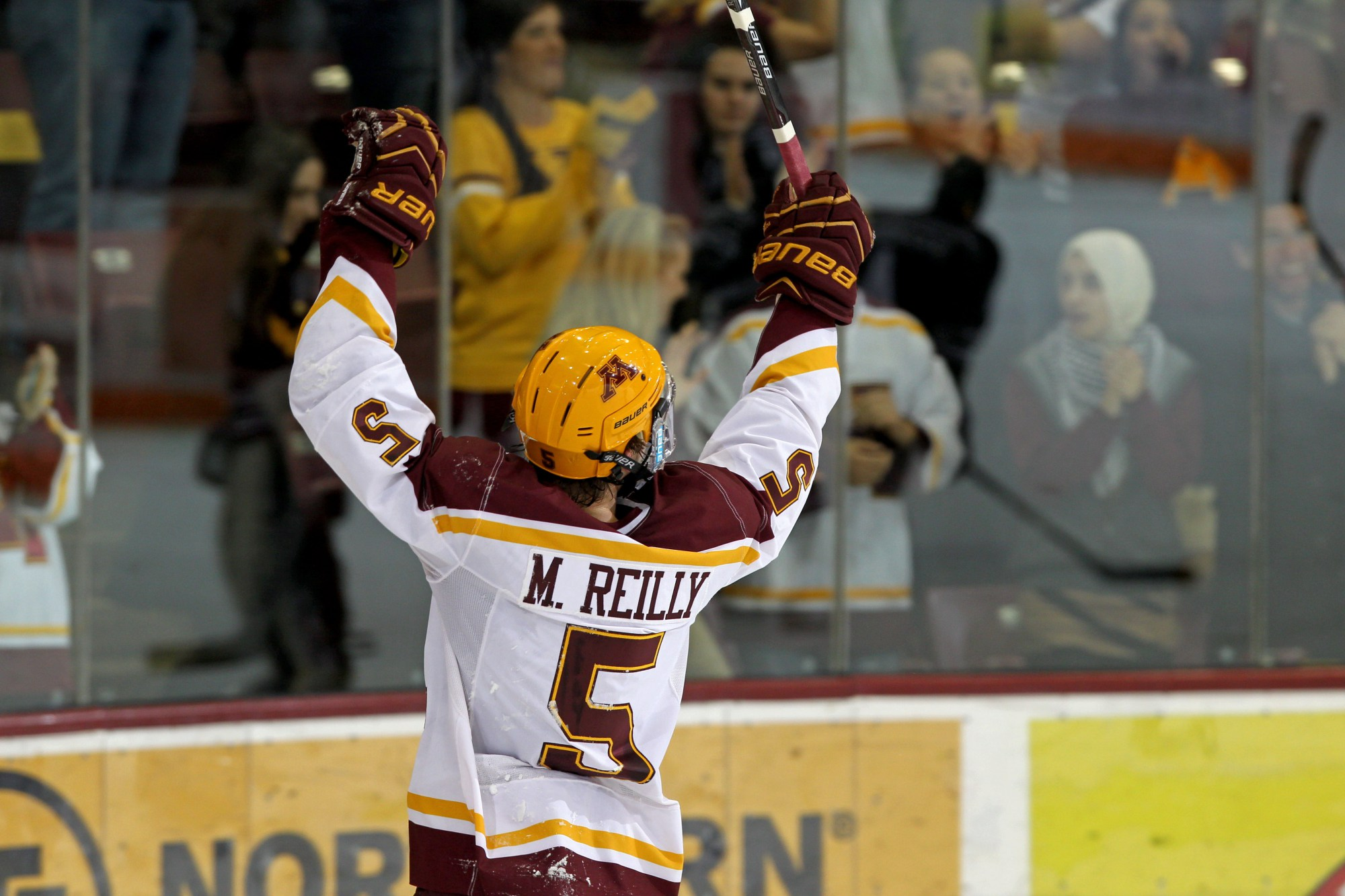 Mike Reilly UMN