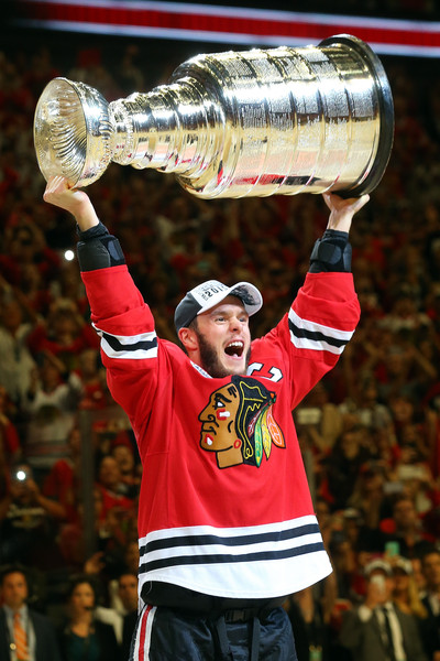 Jonathan Toews Stanley Cup