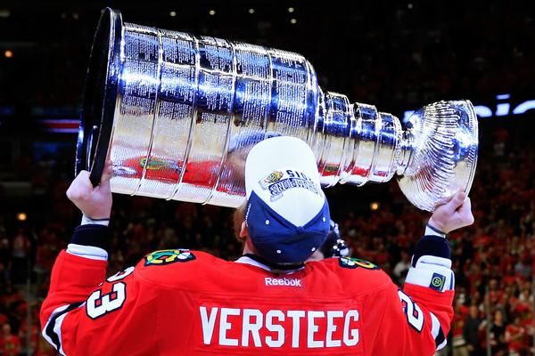 Kris+Versteeg Cup
