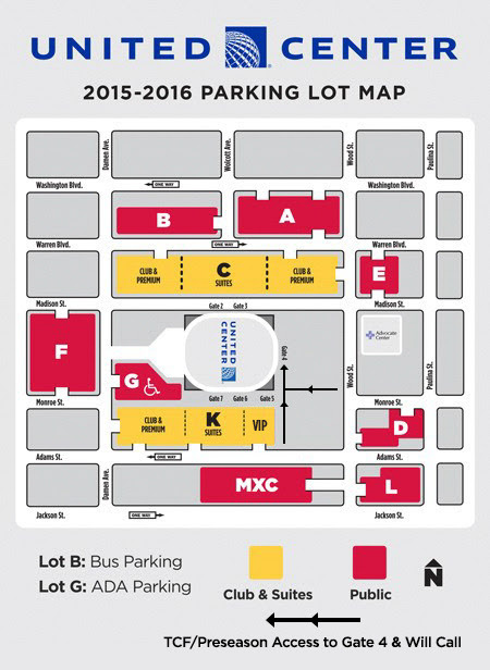 UC Parking