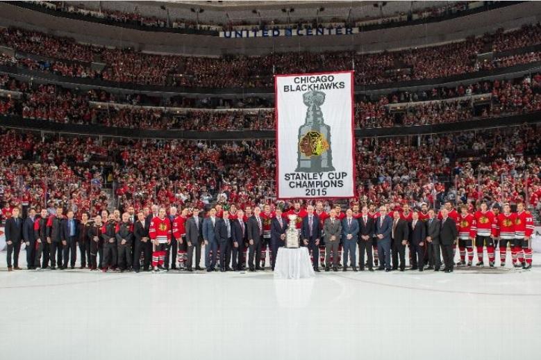 2015 banner raising