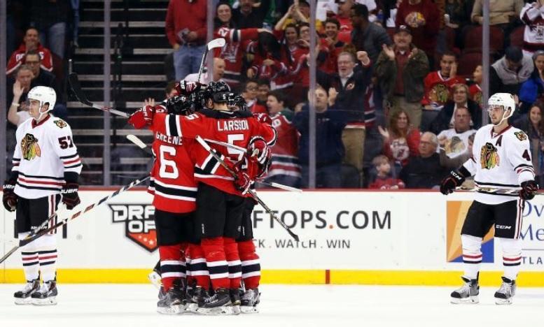 Hawks Devils