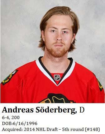 Andreas Soderberg bio