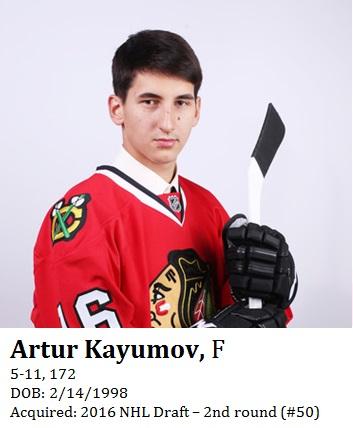 Artur Kayumov bio