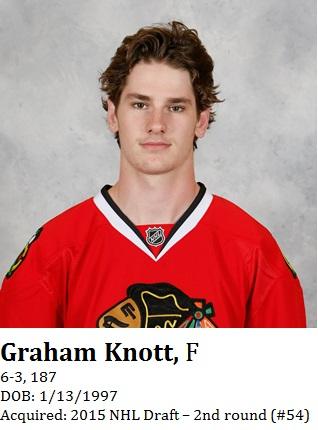 Graham Knott bio