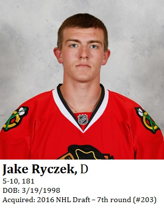 Jake Ryczek bio