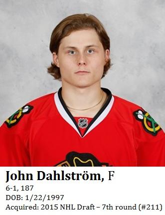 John Dahlstrom bio