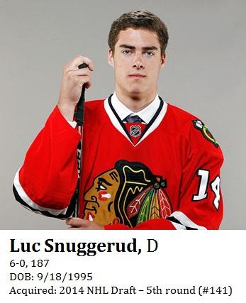 Luc Snuggerud bio