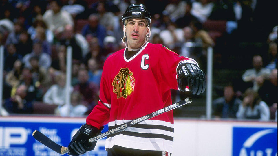 0256c6b6e56 Blackhawks Name Chris Chelios A Team Ambassdor | Committed Indians