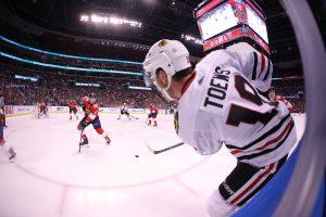 Jonathan Toews Chicago Blackhawks